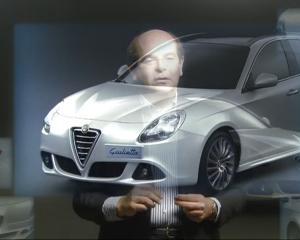 Spot- presentation GIULIETTA STILE Alfa Romeo